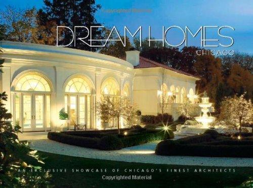 Dream Homes Chicago cover