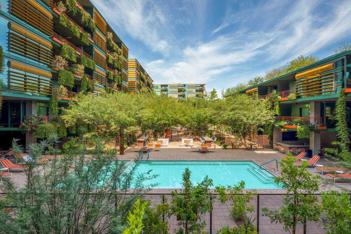 Optima Sonoran Village Pool