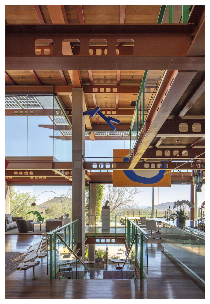 Sterling Ridge, Optima, Scottsdale, Arizona.