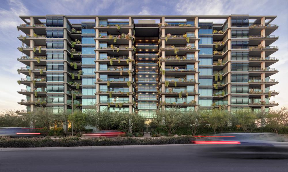 Optima Kierland Apartments.
