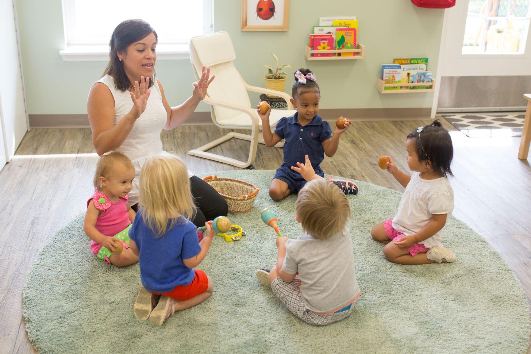 Guidepost Montessori expands school at Optima Signature