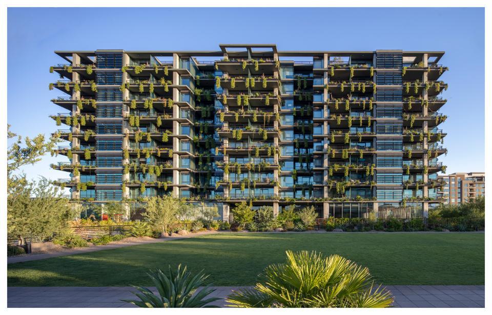 Optima Kierland Apartments exterior