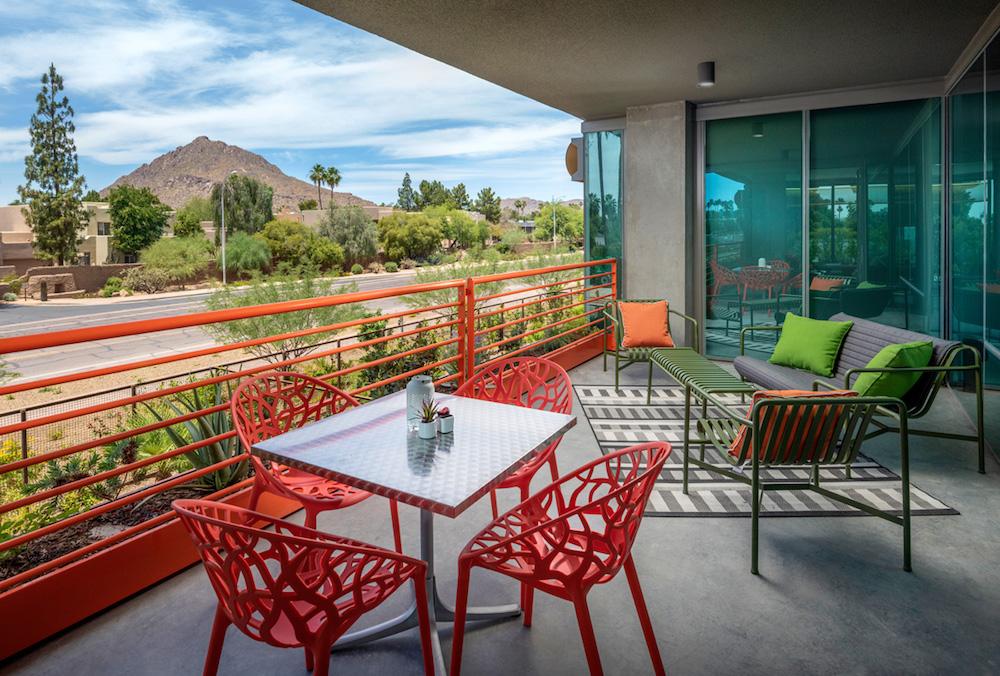 Terrace at Optima Sonoran Village