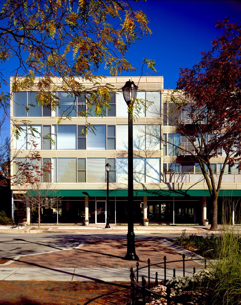 Photo of Optima Center Wilmette exterior
