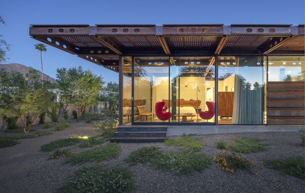 Arizona Courtyard House, Optima DCHGlobal