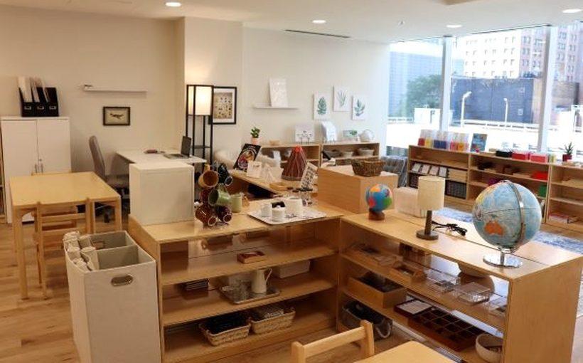 Guidepost Montessori classroom