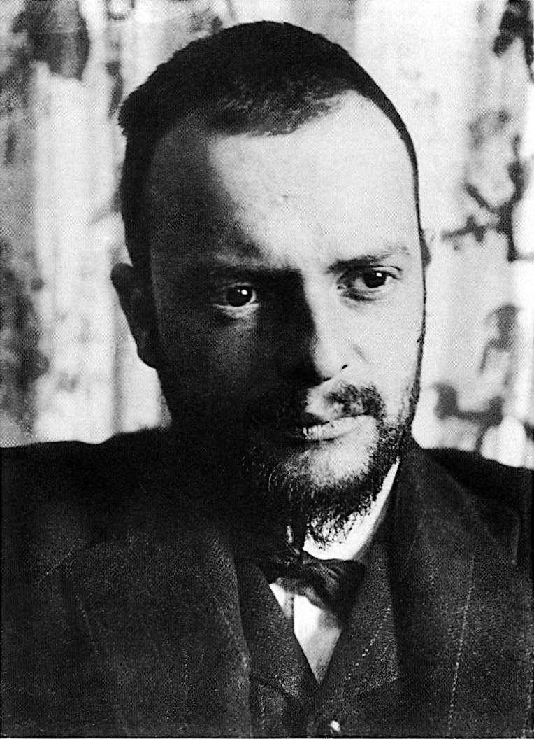 Photography of Paul Klee