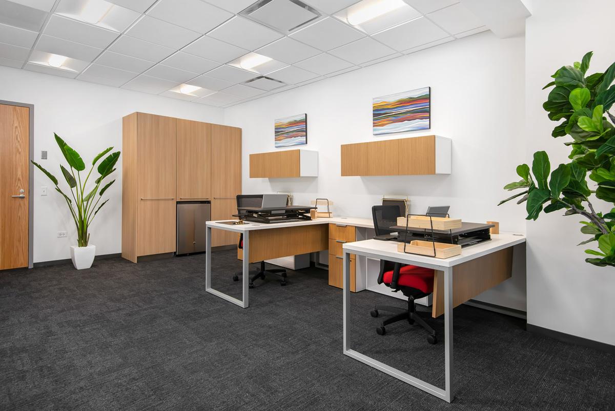 Business Suite at Optima Signature