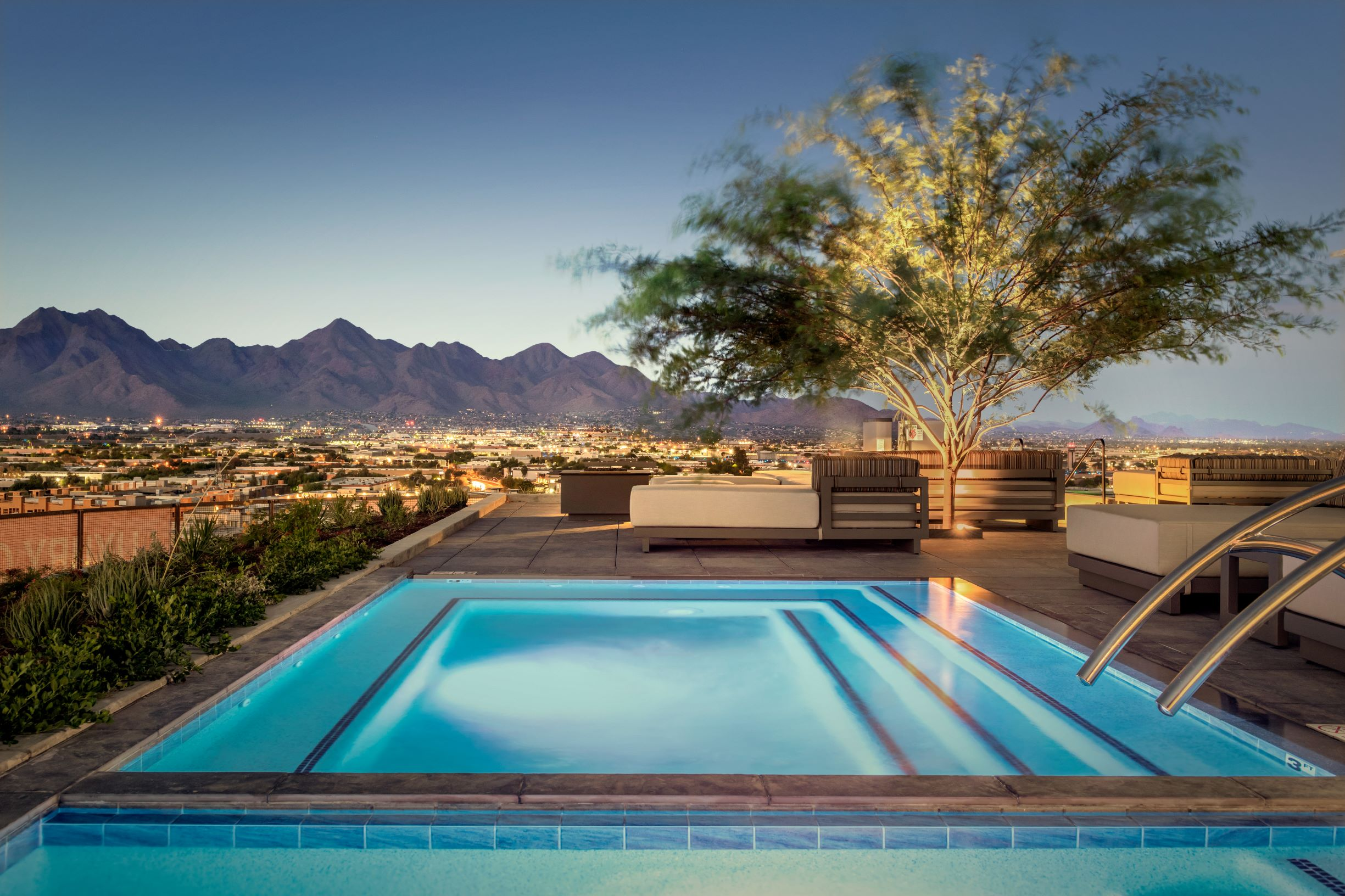 The Rooftop Spa at 7180 Optima Kierland