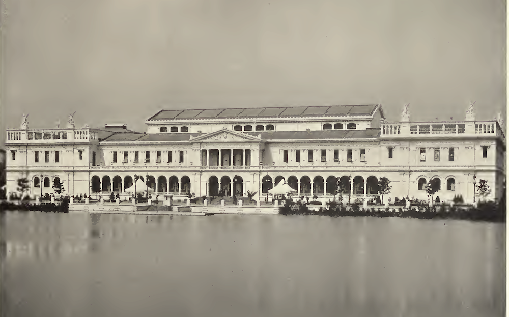 Women's building, 1893 World Columbian Exposition in Chicago.