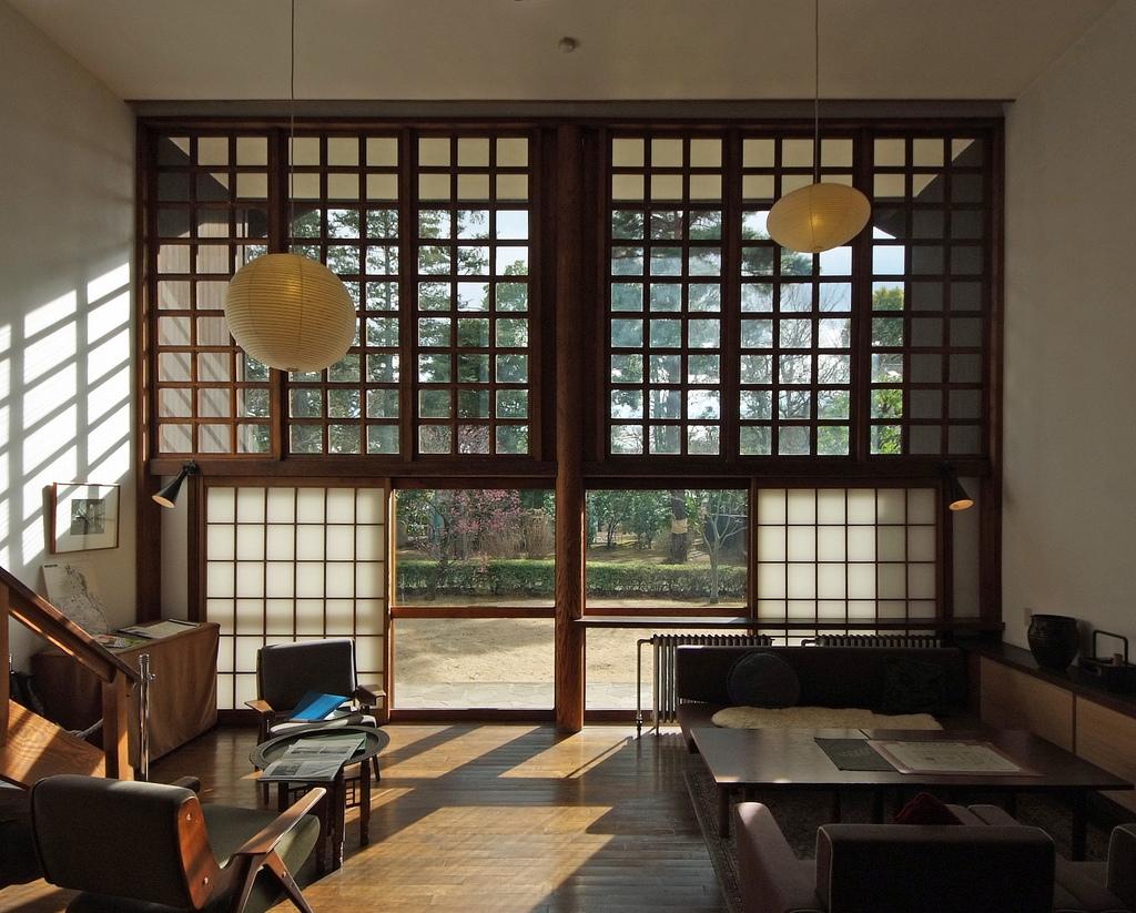 Maekawa House, 1942, by Kunio Maekawa