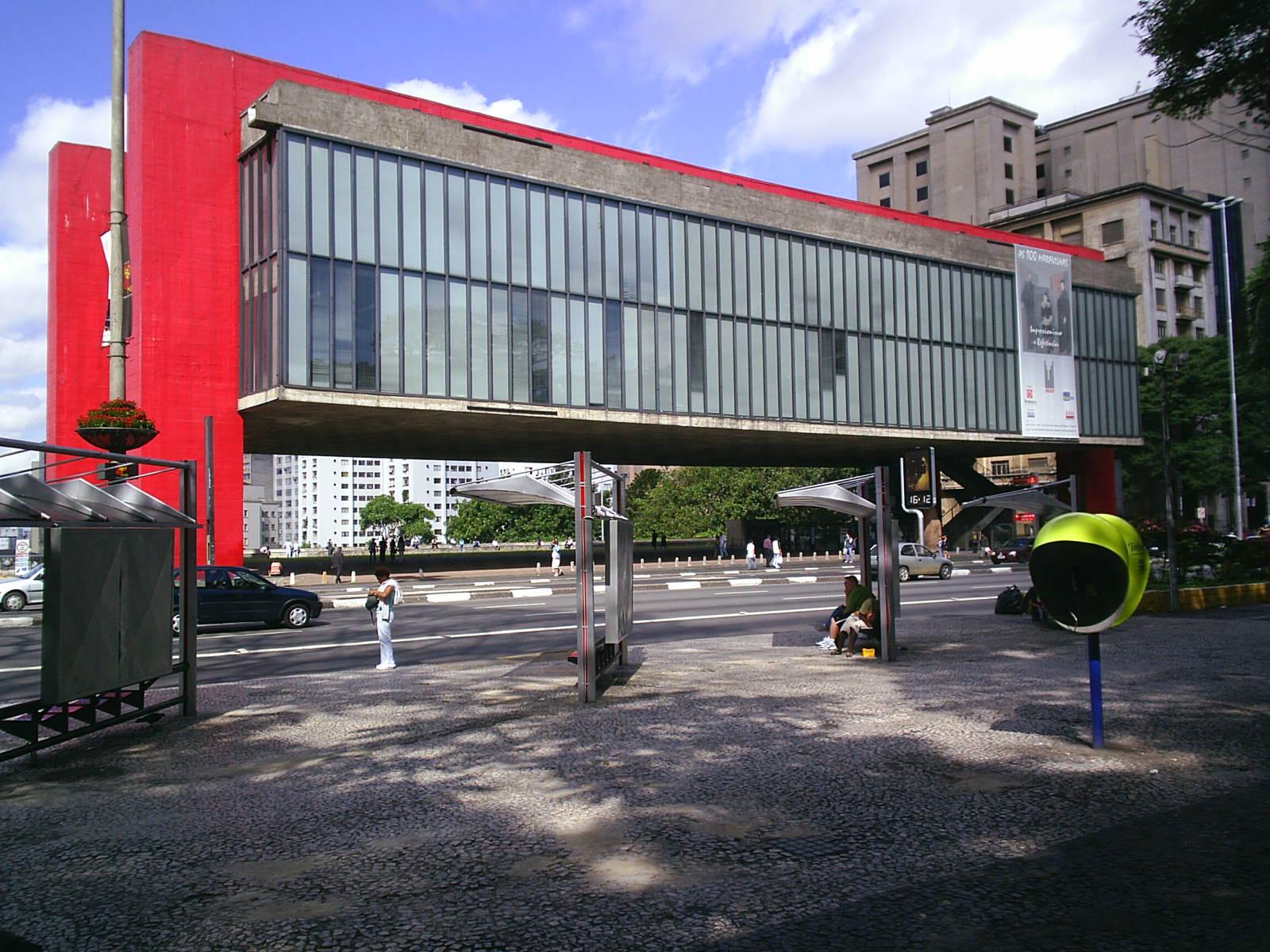 São Paulo Museum of Art (1957-1968), Lina Bo Bardi
