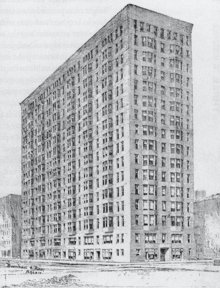 The Monadnock building