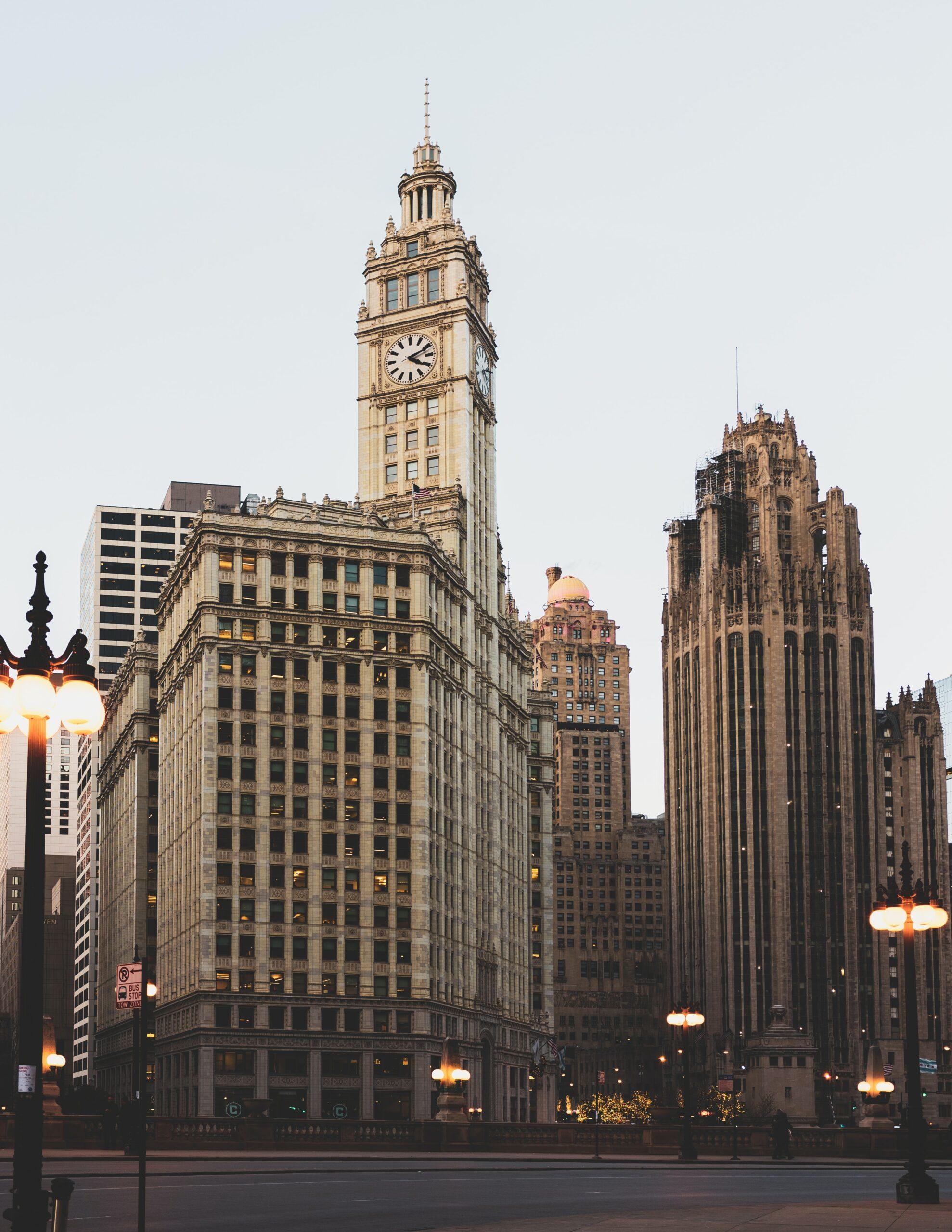 Chicago's Wrigley Building