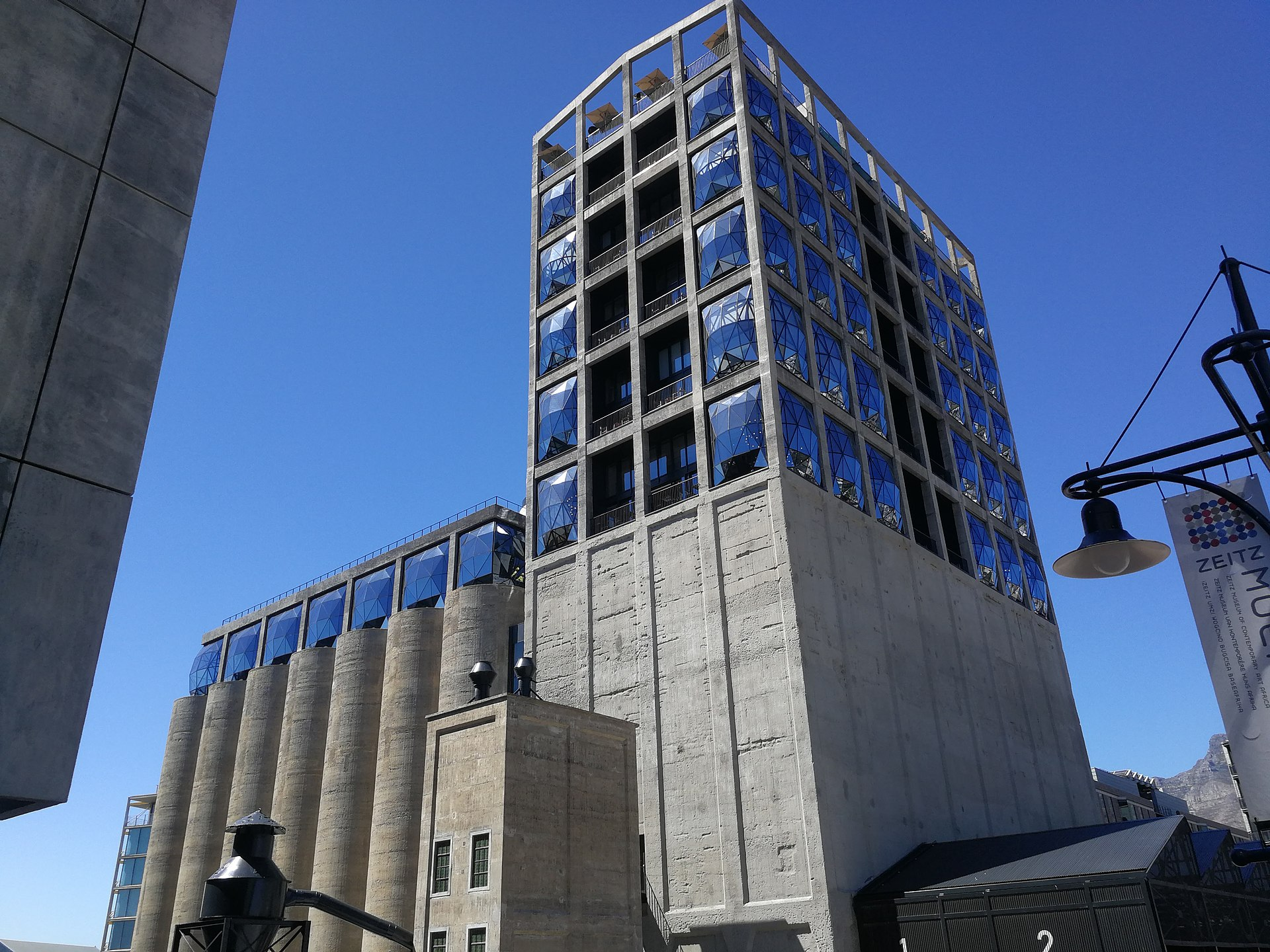 Zeits Museum of Contemporary Art in Cape Town, South Africa