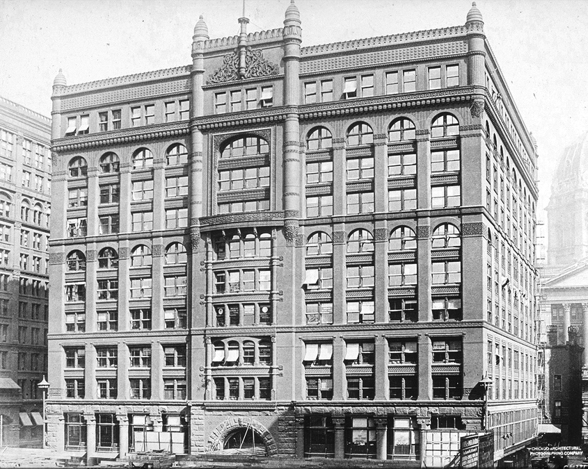 Photo of The Rookery Building